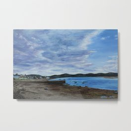 Findhorn Bay Metal Print