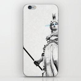 Athena the goddess of wisdom iPhone Skin