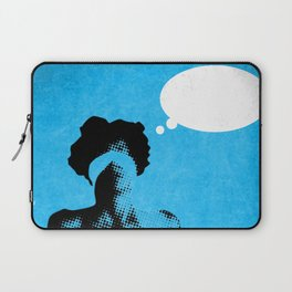 Never Be Afraid (R-Rated) Laptop Sleeve
