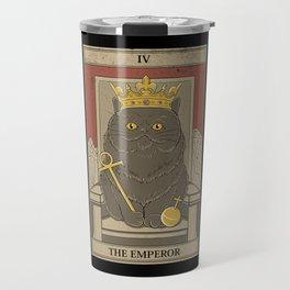 The Emperor Travel Mug