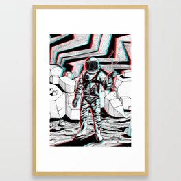 Ranger Rick Framed Art Print