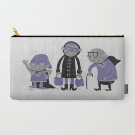 Superheroes! Carry-All Pouch
