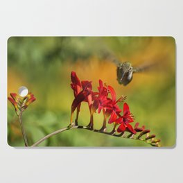 Hummingbird Materializing Cutting Board