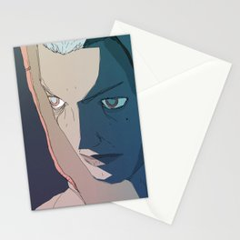 Violet Boy Stationery Cards