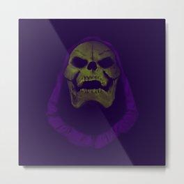 SKELETOR / HE-MAN Metal Print
