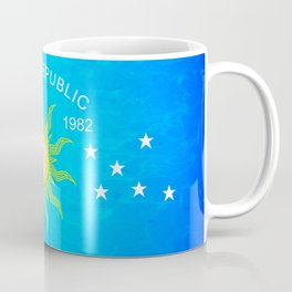 The Conch Republic Flag Coffee Mug