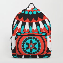 Native American Mandala Backpack