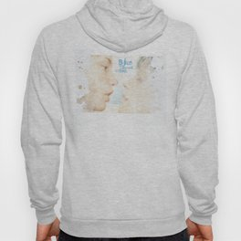 Blue is the warmest colour - chapter one - hand-painted movie poster - Hoody