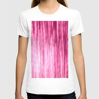 glitter T-shirts featuring Glitter 5116 by Cecilie Karoline