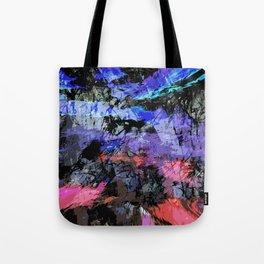 abstract 10,16 Tote Bag