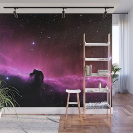 Horsehead Nebula in the Constellation Orion Wall Mural