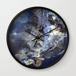 The restless space O Kloska Wall Clock