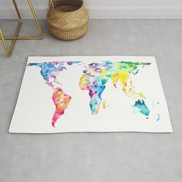 Gall–Peters projection Rug