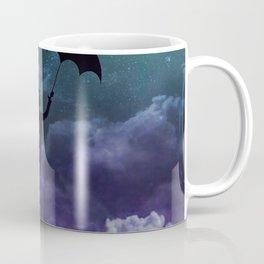 Mary Poppins in the sky with diamonds Coffee Mug