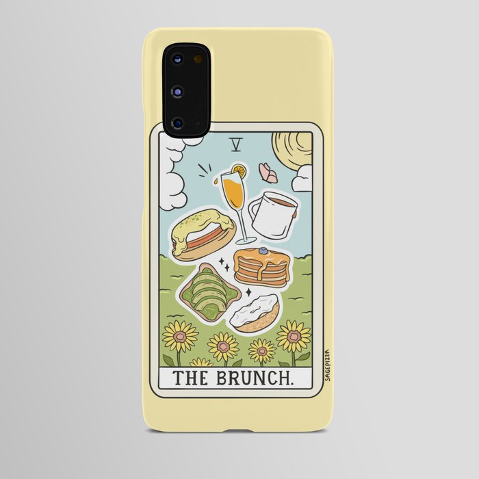 Brunch Reading Android Case