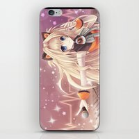 vocaloid iPhone & iPod Skins featuring SeeU by Sunny