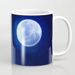 Jimin Serendipity Talking to the Moon Coffee Mug