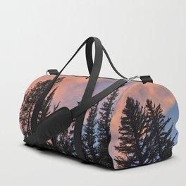 Colorado sunset Duffle Bag