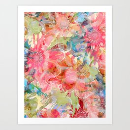 The Smell of Spring Art Print