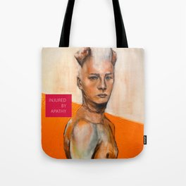 Injured by Apathy - Roap Tote Bag