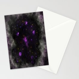 Darkened Volume Stationery Cards
