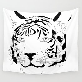 El Tigre (The Tiger) Wall Tapestry