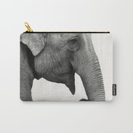 Elephant Animal Photography Carry-All Pouch