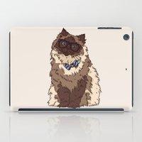 finn iPad Cases featuring Finn by Faryn Hughes