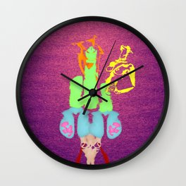 Miley Wall Clock
