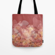 Lines and shapes Tote Bag