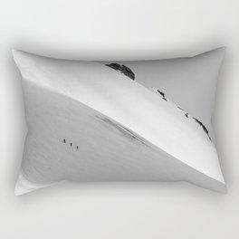 Human / / Nature IV Rectangular Pillow