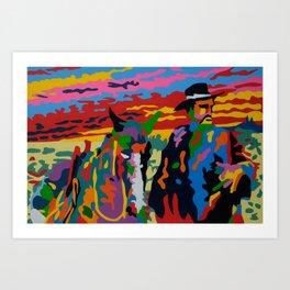 OSSO BUCCO 2 Art Print