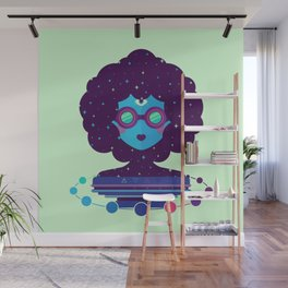Ethereal Mistress Wall Mural