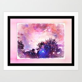 Peace In The Valley Art Print