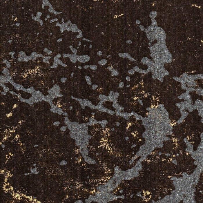 Crystallized gold stone texture Leggings