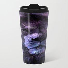 GALAXY LION LEO Travel Mug