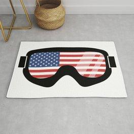 USA Goggles | Goggle Designs | DopeyArt Rug