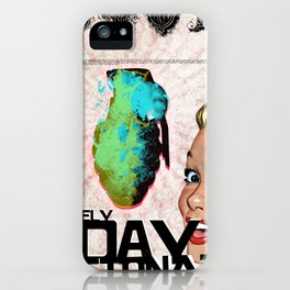 LOVELY DAY... iPhone Case