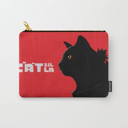 Catzilla Carry-All Pouch