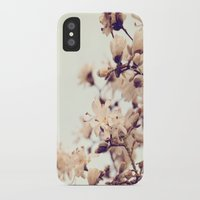 magnolia iPhone & iPod Cases featuring Magnolia by Dena Brender Photography