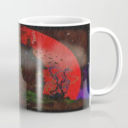 There Was a Crooked House - 055 Coffee Mug