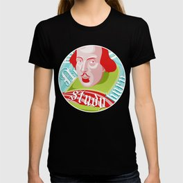 Shakespeare Says Study T-shirt