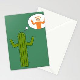 thorny dream Stationery Cards