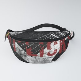 Rock n' Roll Guitar Fanny Pack