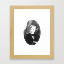 Agatha Christie Framed Art Print
