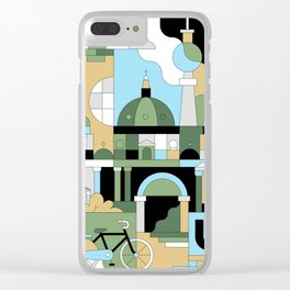 Berlin / Dom Clear iPhone Case