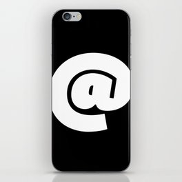 @ symbol iPhone Skin