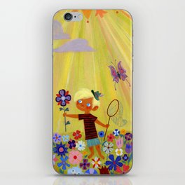 ...and one golden sun iPhone Skin