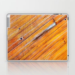 Wood lines Laptop & iPad Skin