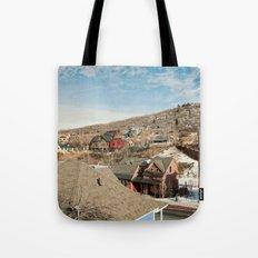 Ski Town 2 Tote Bag
